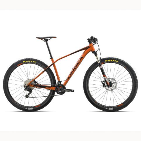 Фото Велосипед Orbea ALMA 29 H30 18 L Orange — Black