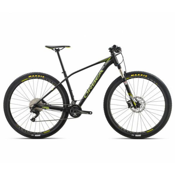 Фото Велосипед Orbea ALMA 29 H30 18 L Black - Pistach