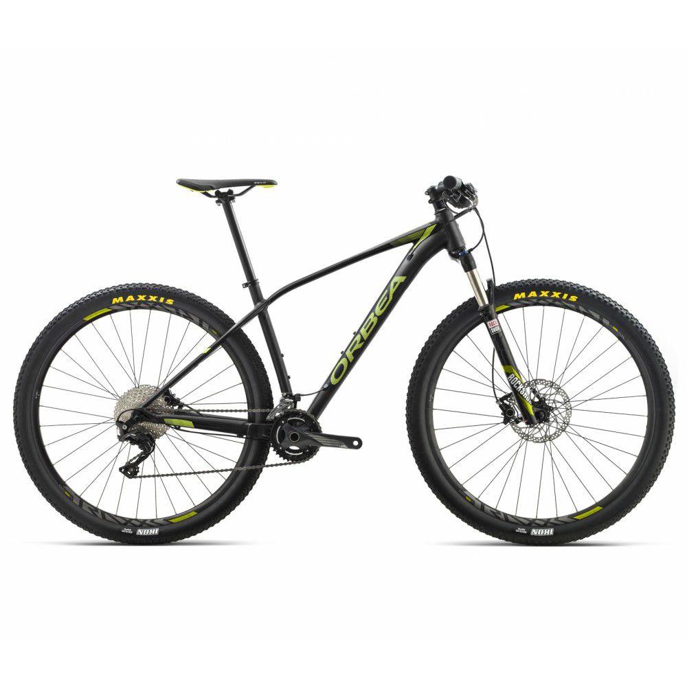 Фото Велосипед Orbea ALMA 29 H30 18 L Black — Pistach