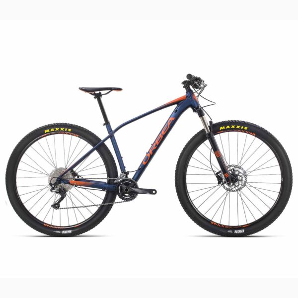 Фото Orbea ALMA 29 H50 XL [2019] Blue - Orange (J22721DQ)