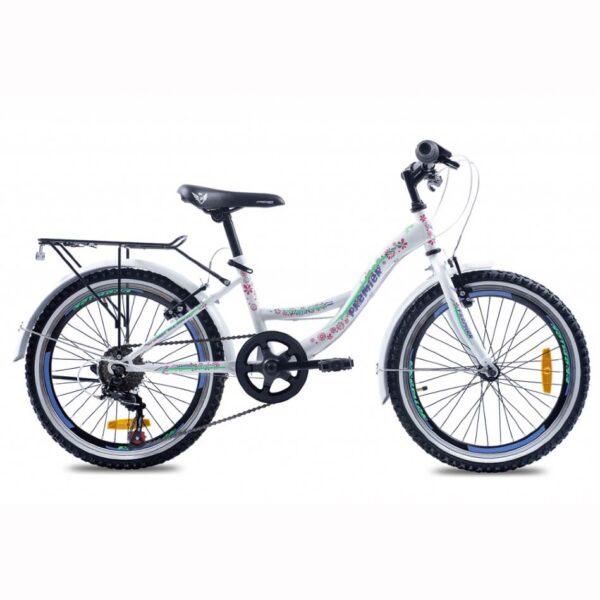 "Фото Велосипед ст Premier Pegas 20 11"" белый"