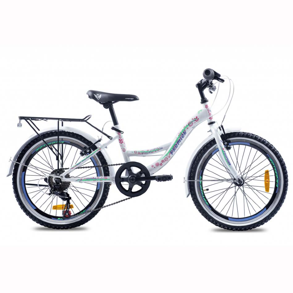 Фото Велосипед ст Premier Pegas 20 11″ белый