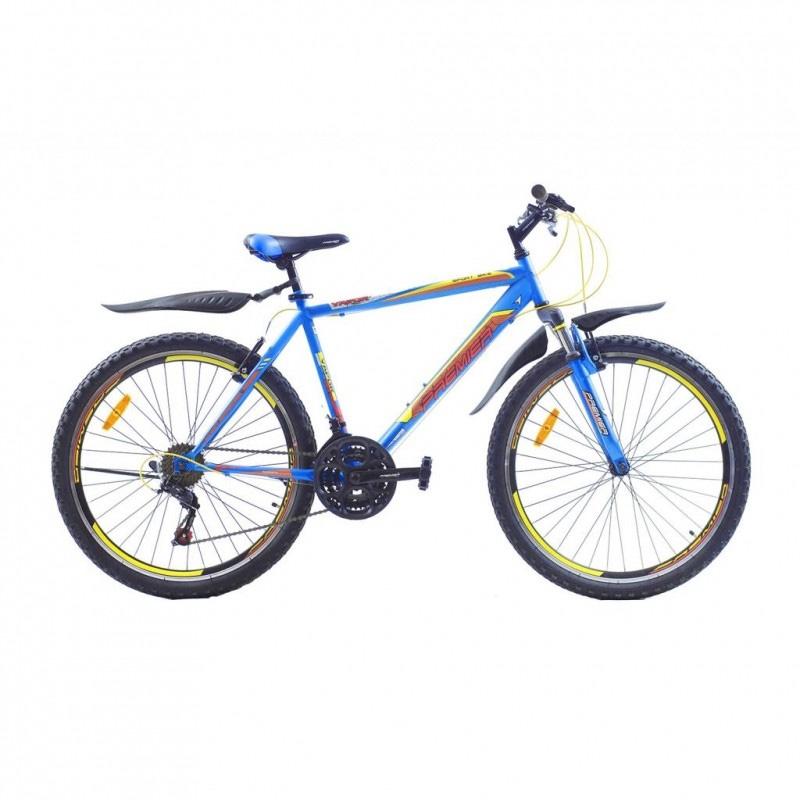 Фото Велосипед сталь Premier Vapor 26 19″ matt neon blue