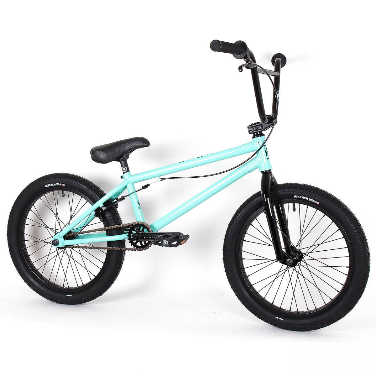 Фото Велосипед BMX 20″ KENCH 21″ Hi-Ten (зел)