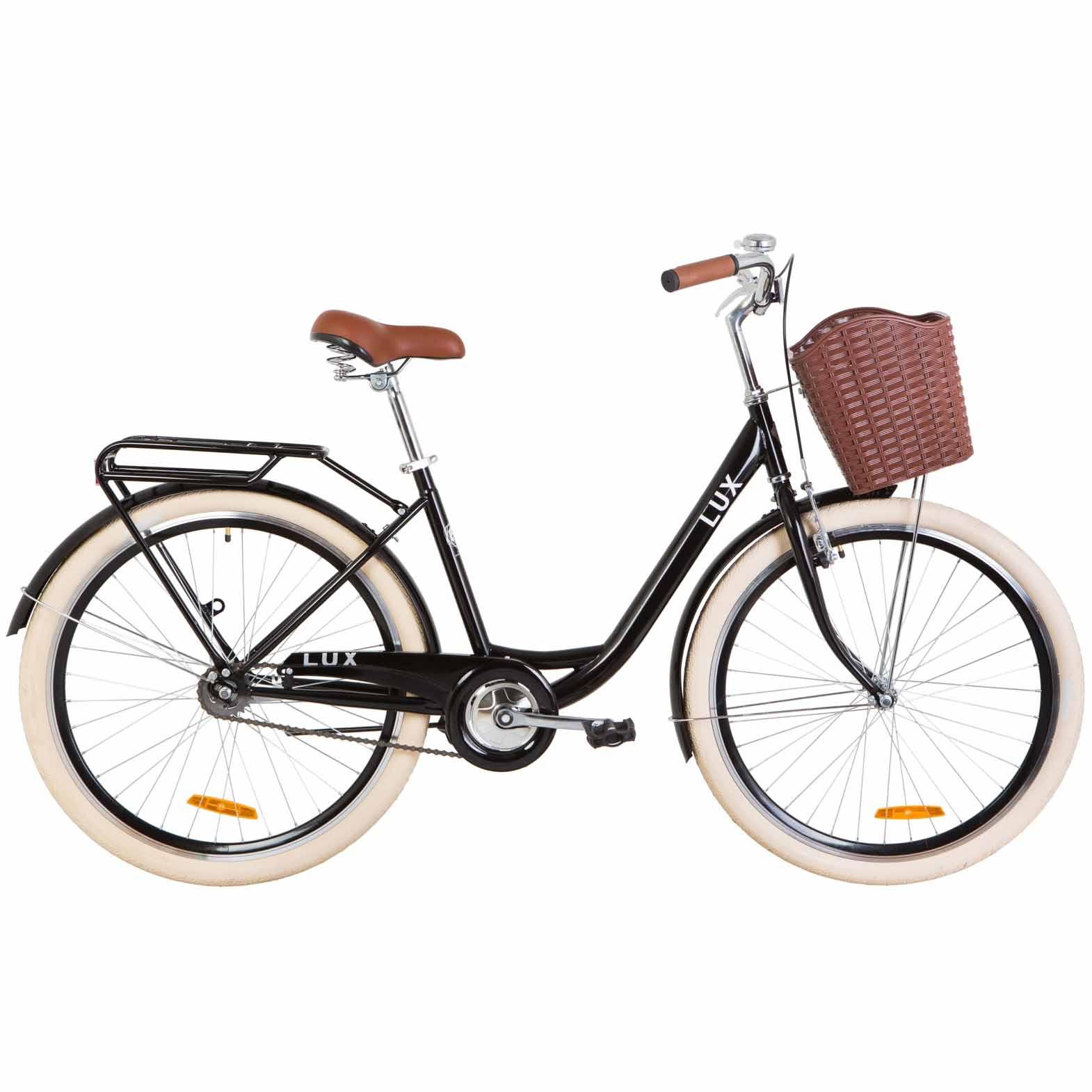 Фото Велосипед 26 Dorozhnik LUX черный 2018
