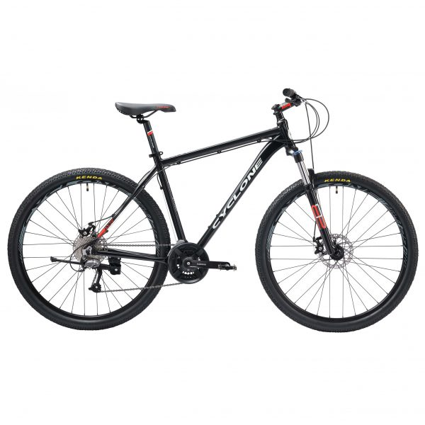 """Фото Велосипед Cyclone 29"""" AX  20"""" (черный)"""