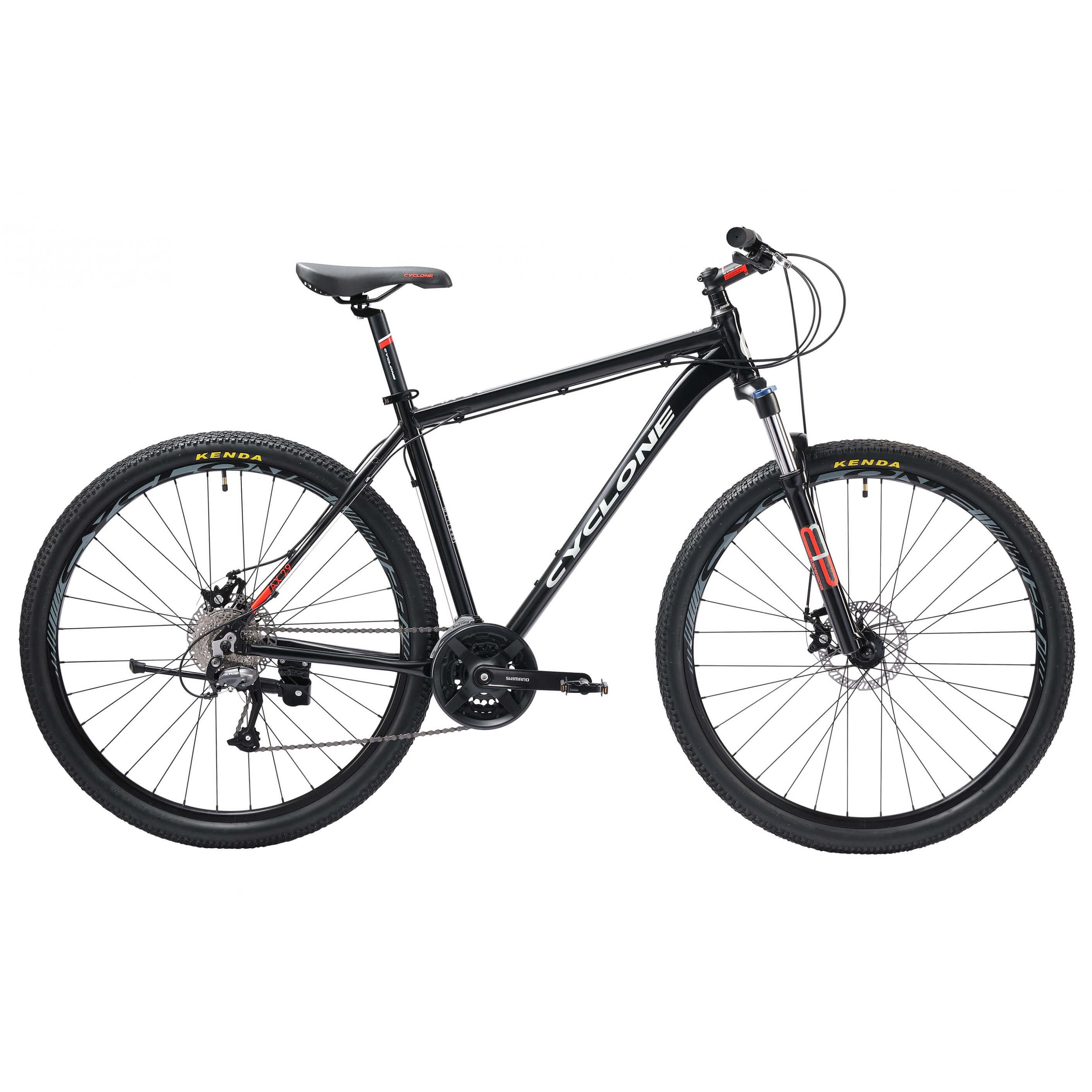 Фото Велосипед Cyclone 29″ AX  20″ (черный)