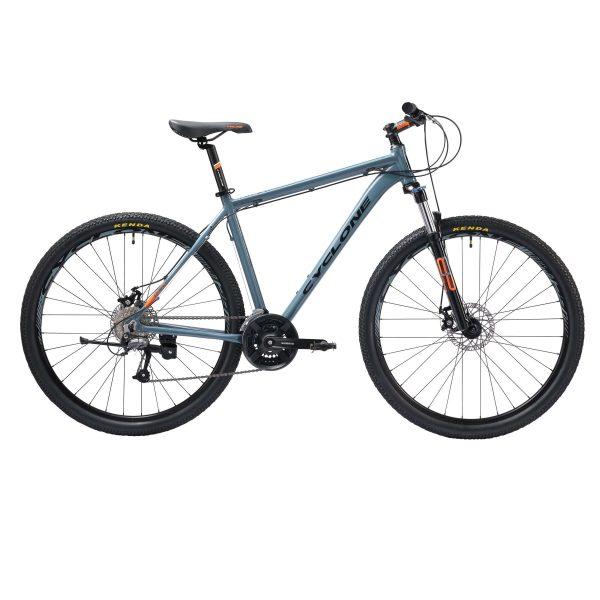 """Фото Велосипед Cyclone 29"""" AX  22"""" (серый)"""