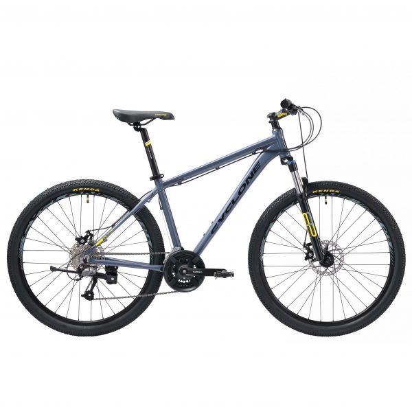 """Фото Велосипед Cyclone 27,5"""" AX  17"""" (серый)"""