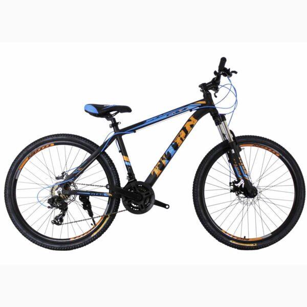 Фото Горный Велосипед Titan Extreme 26 черно-оранжево-синий