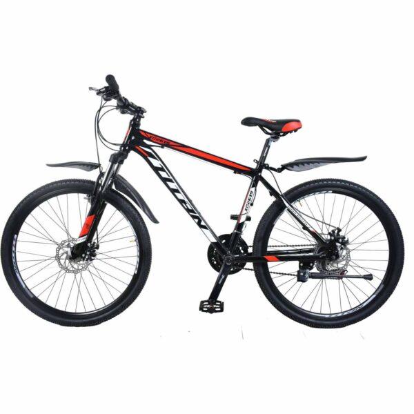 Фото Горный Велосипед Titan XC2619 черно-красно-белый