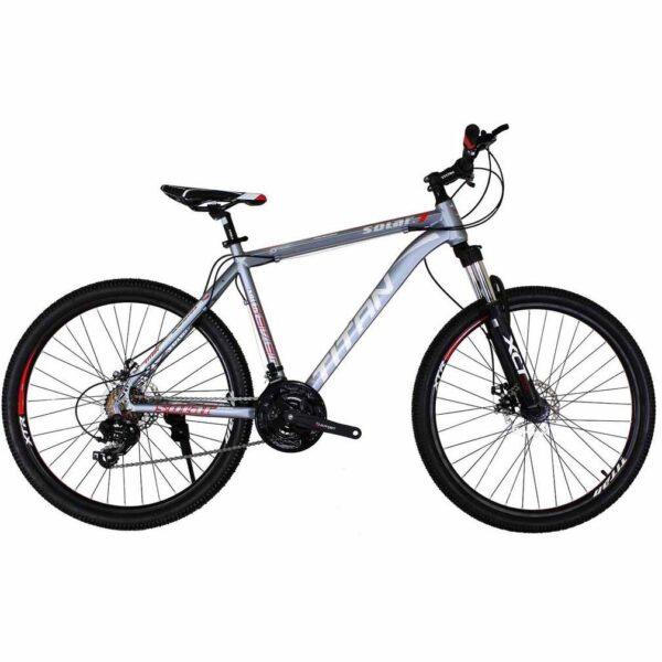 Фото Горный Велосипед Titan Solar 24 серо-сине-черный