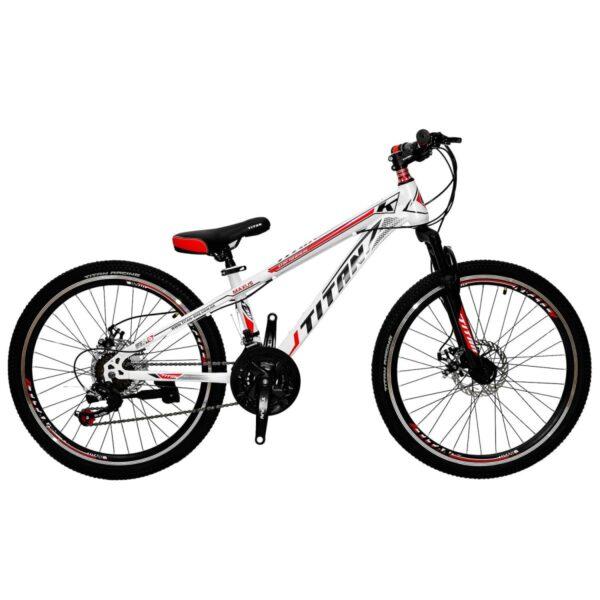 Фото Горный Велосипед Titan Maxus 26  бело-черно-красный