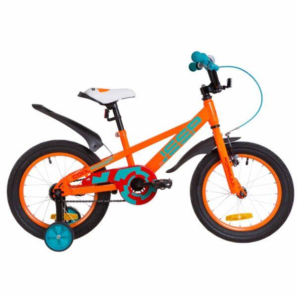 Фото Детский Велосипед 16 Formula JEEP 2019