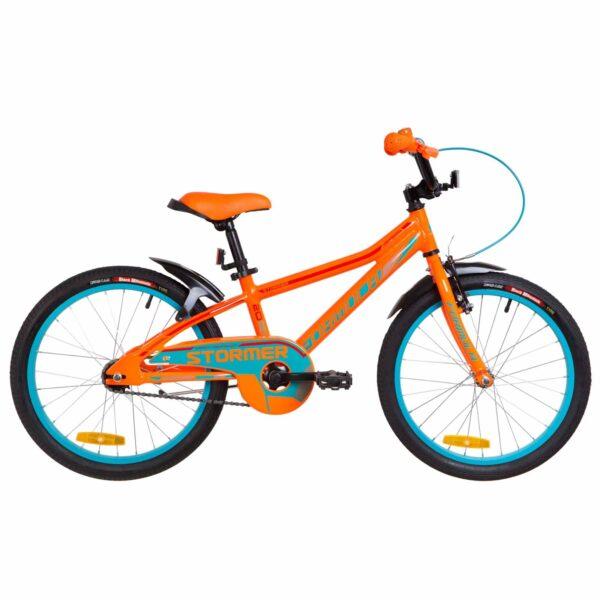 Фото Детский Велосипед 20 Formula STORMER   оранжевый   2019