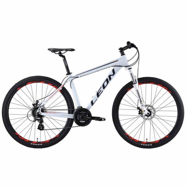 Фото Горный Велосипед 29 Leon TN-90  DD  рама-18  бело-красный   2019