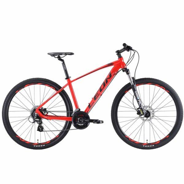 Фото Горный Велосипед 29 Leon TN-80   HDD  рама-17,5  красно-черный   2019