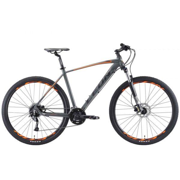 Фото Горный Велосипед 29 Leon TN-70 HDD  рама-17,5  серо-оранжевый    2019