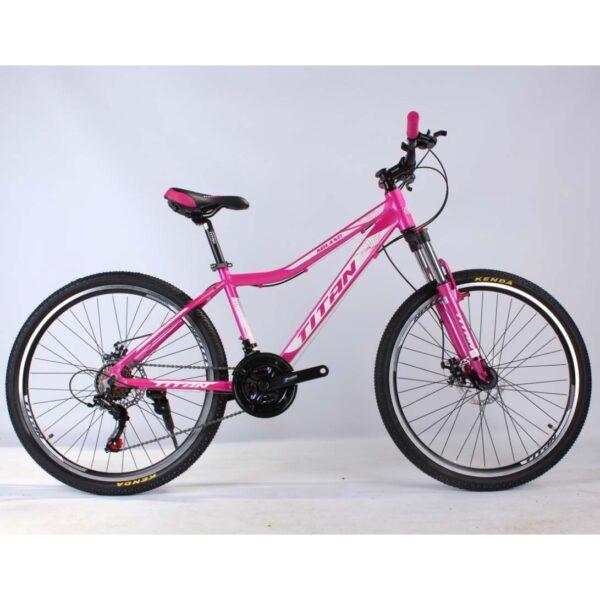 Фото Велосипед Titan Milano 26 розово-белый