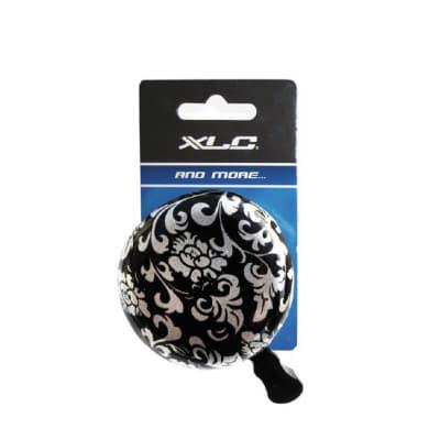 Фото Звонок велосипедный XLC Dekor черный