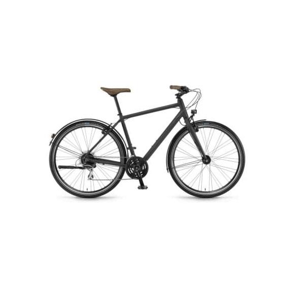 Фото Велосипед  Winora Flitzer women 28″ , рама 41см , черный матовый, 2019