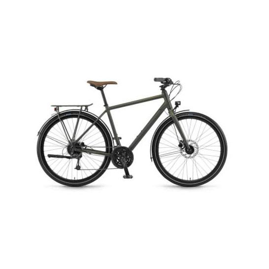 Фото Велосипед  Winora Talparo men 28″ , рама 56см , оливковый матовый, 2019