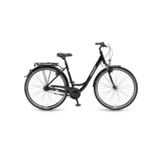 Фото Велосипед  Winora Hollywood monotube 28″ , рама 45см , черный, 2019