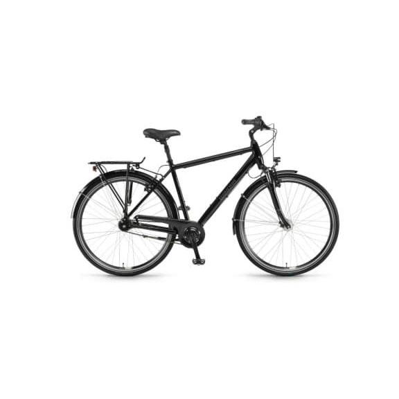 Фото Велосипед  Winora Holiday N7 men 28″ , рама 56см , черный, 2019