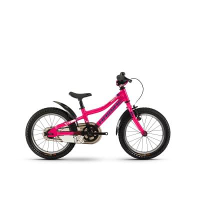 Фото Велосипед Haibike SEET  Greedy 16″, рама 21 см, розовый/голубой/белый, 2019
