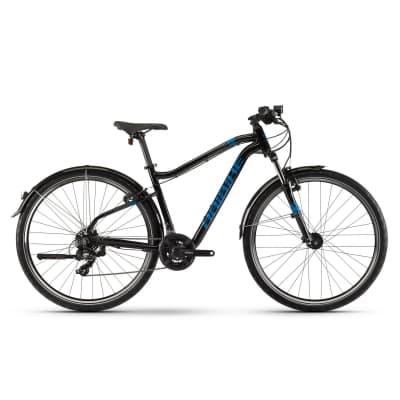 Фото Велосипед Haibike SEET HardNine 1.5  29″, рама M, черно-сине-титановый,2019