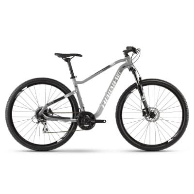 Фото Велосипед Haibike SEET HardNine 3.0 Acera 29″, рама  M,  серо-бело-черный, 2019