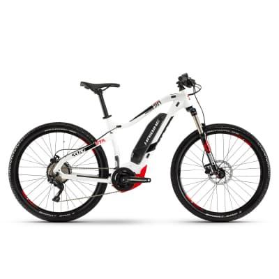 Фото Велосипед Haibike SDURO HardSeven 2.0 27,5″ 400Wh, рама S,  бело-черно-красный, 2019