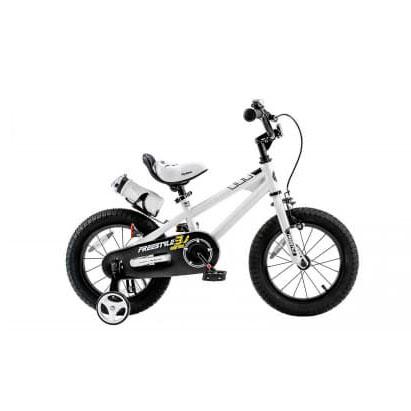 Фото Велосипед RoyalBaby FREESTYLE 16″, OFFICIAL UA, белый