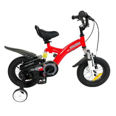 Фото Велосипед RoyalBaby FLYBEAR 16″, OFFICIAL UA, красный