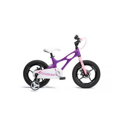 Фото Велосипед RoyalBaby SPACE SHUTTLE 18″, OFFICIAL UA, фиолетовый