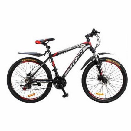 Фото Горный Велосипед 29 Titan Urban черно-красно-белый 2019