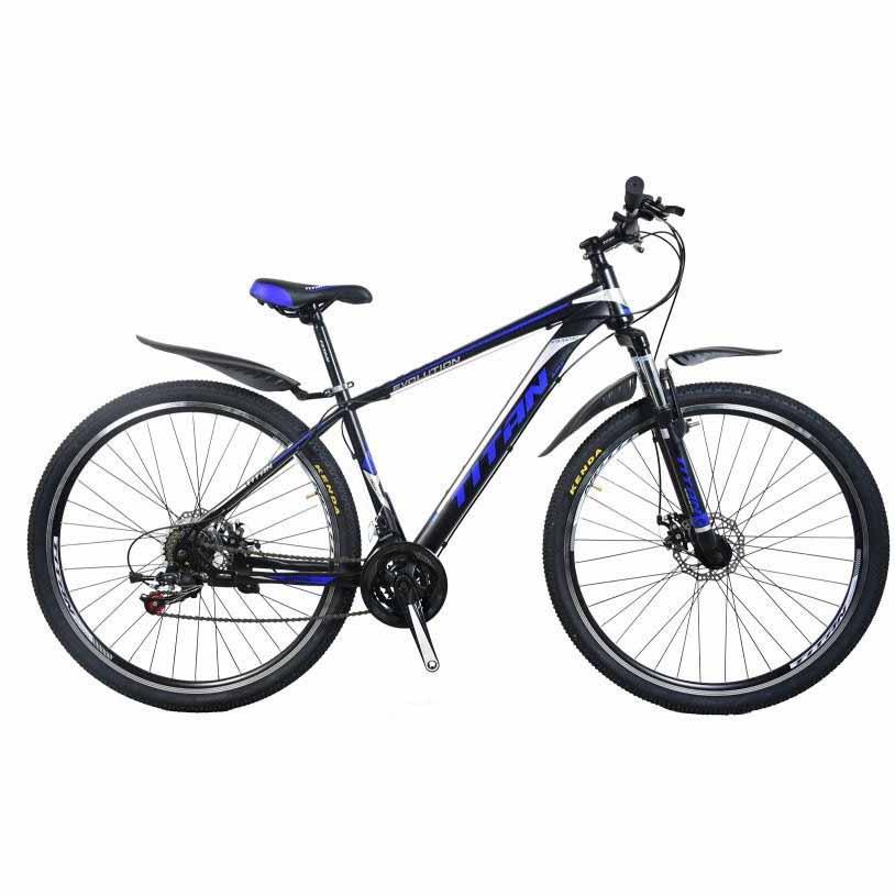 Фото Горный Велосипед 27,5 Titan Evolution 2019