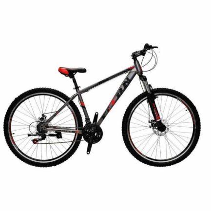 Фото Горный Велосипед 29 Titan Infinity черно-красно-белый 2019