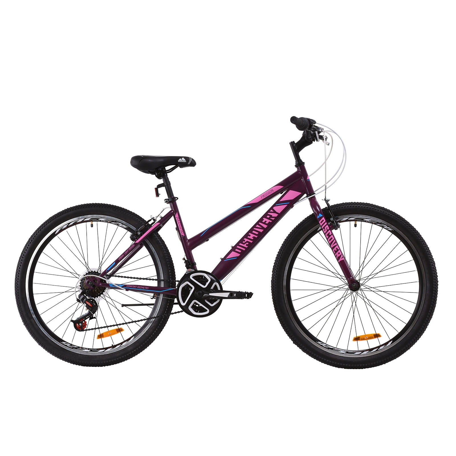 Фото Велосипед  26 Discovery PASSION  2020