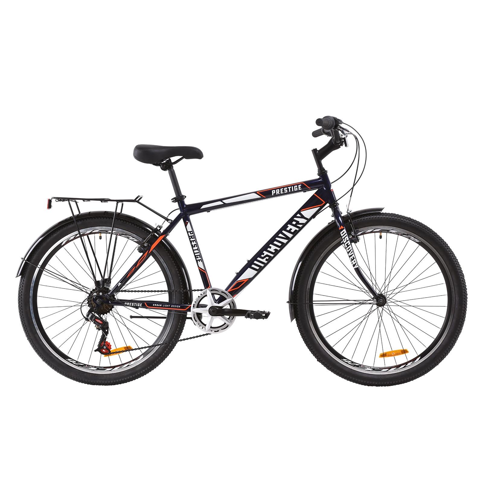 Фото Велосипед  26 Discovery PREIGE MAN  2020