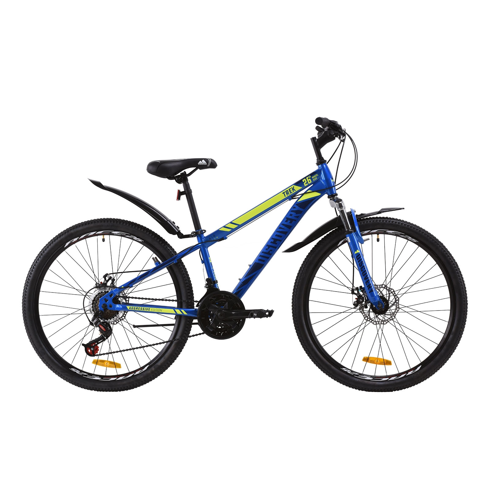 Фото Велосипед  26 Discovery TREK DD  Pl 2020