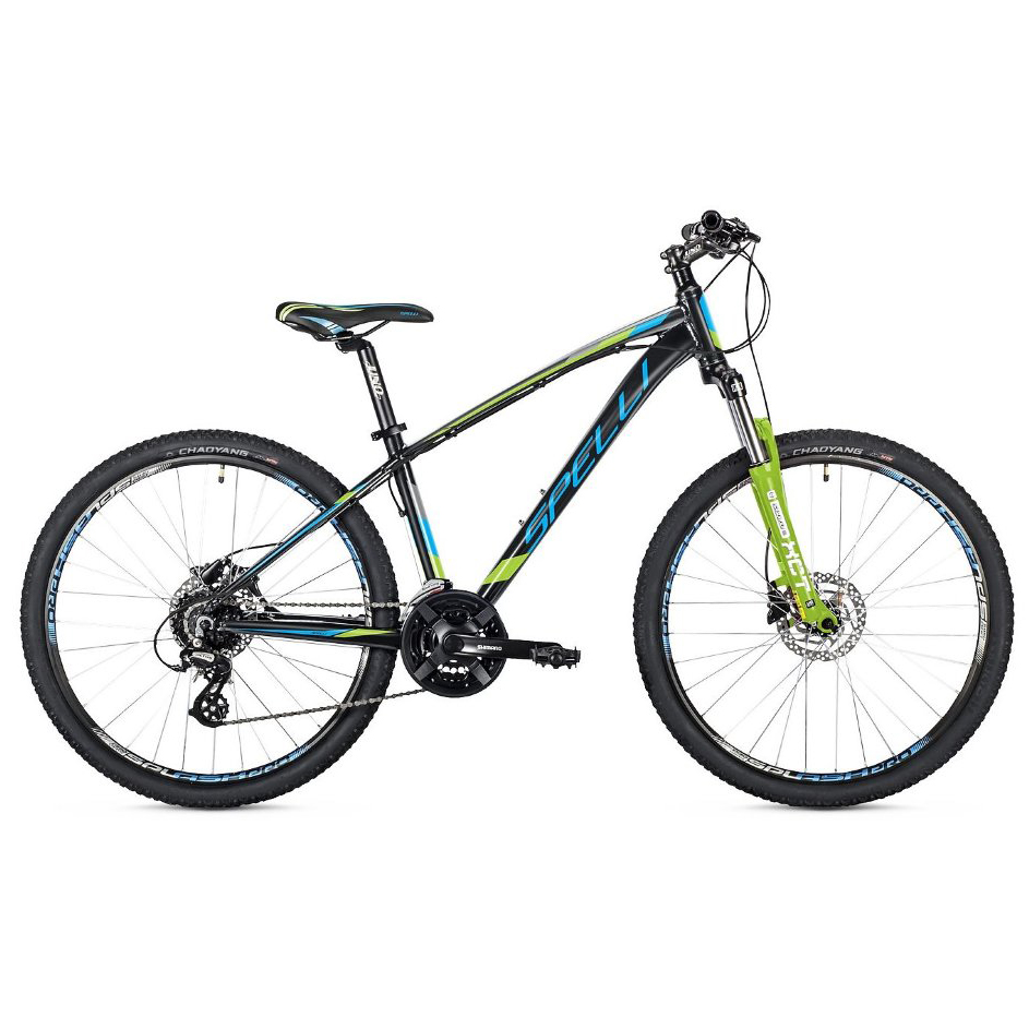Фото Велосипед 26 Spelli SX-4700 disk 2019