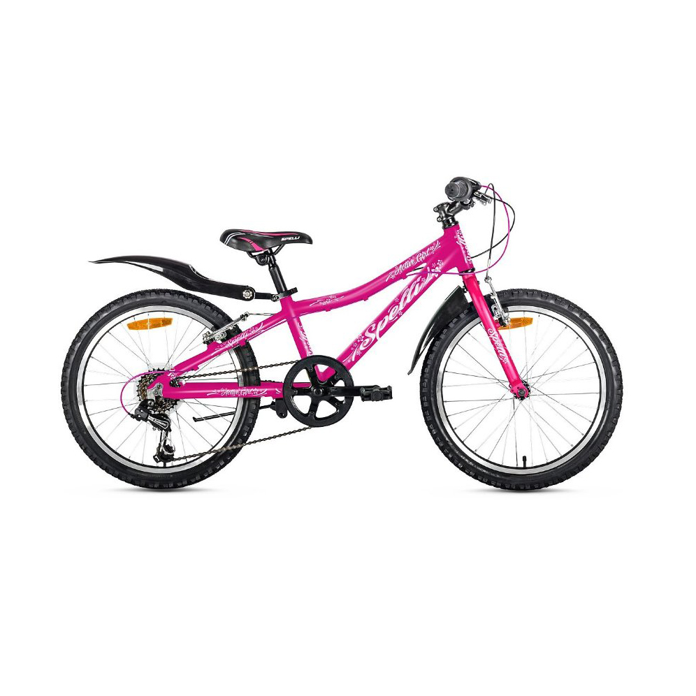 Фото Велосипед 20 Spelli Active Girl V-br 2019