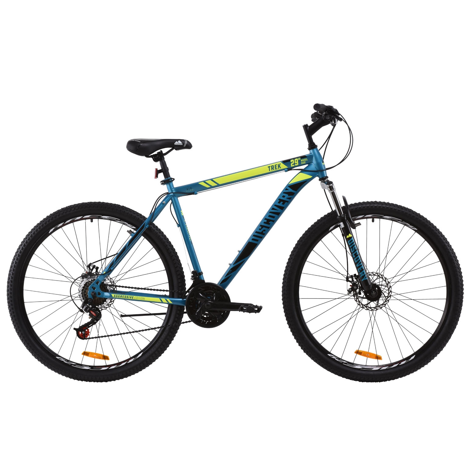 Фото Велосипед  29 Discovery TREK DD 2020