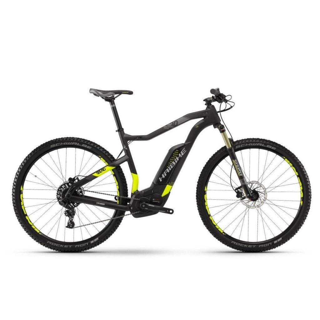 Фото Велосипед 29 Haibike SDURO HardNine Carbon 8.0 500Wh 2018