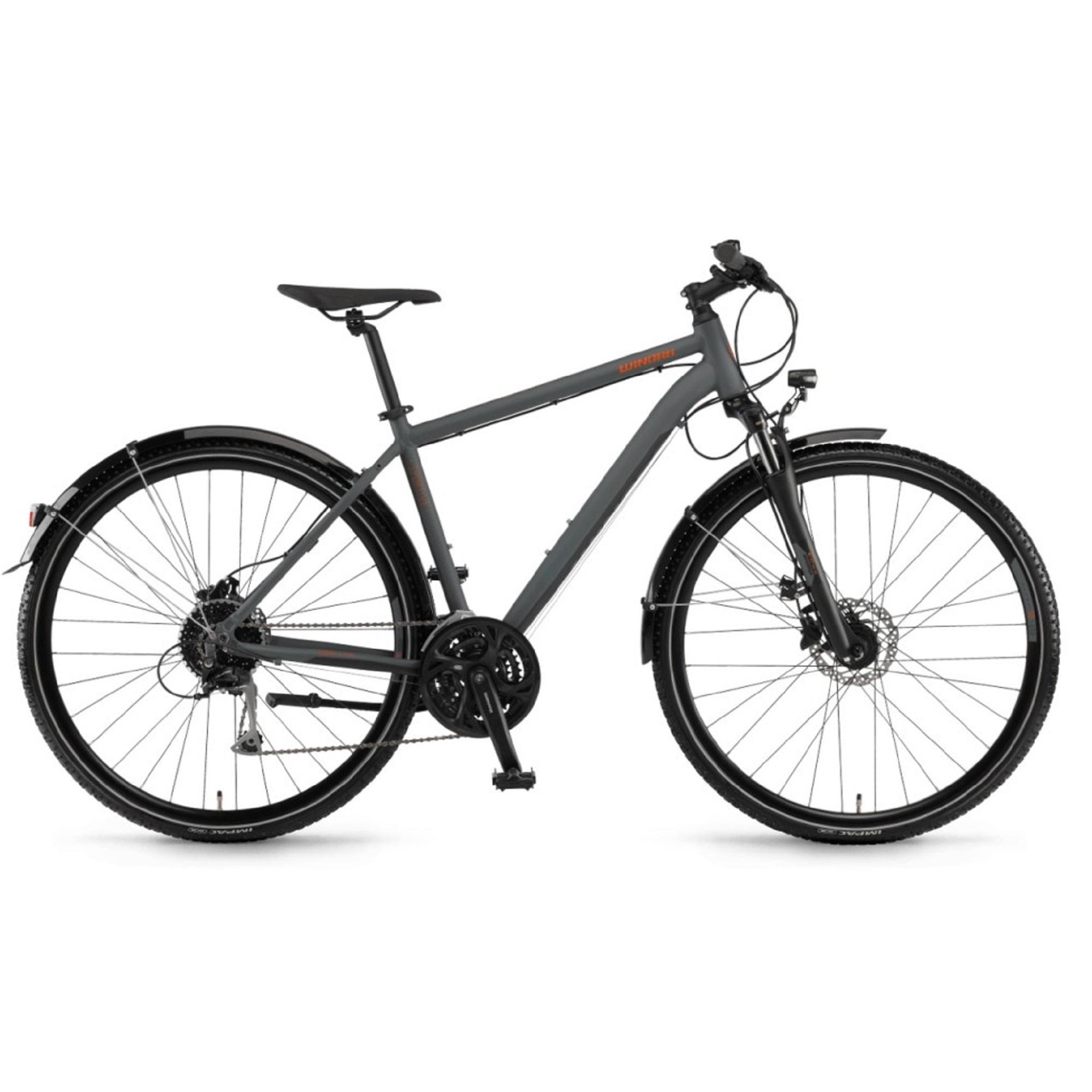 Фото Велосипед 28 Winora Vatoa 27Disc men Alivio 19 2019