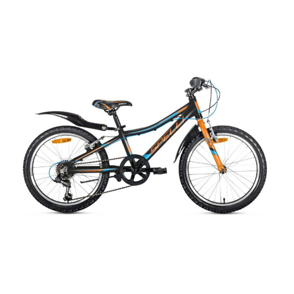 Фото Велосипед 20 Spelli Active Boy V-br 2019