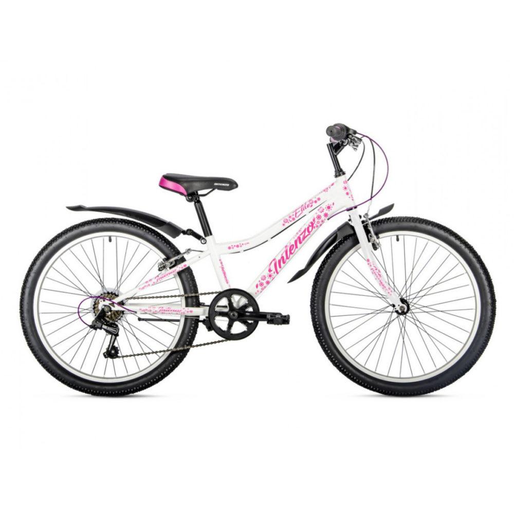 Фото Велосипед 24 Intenzo Elite V-brake 2019