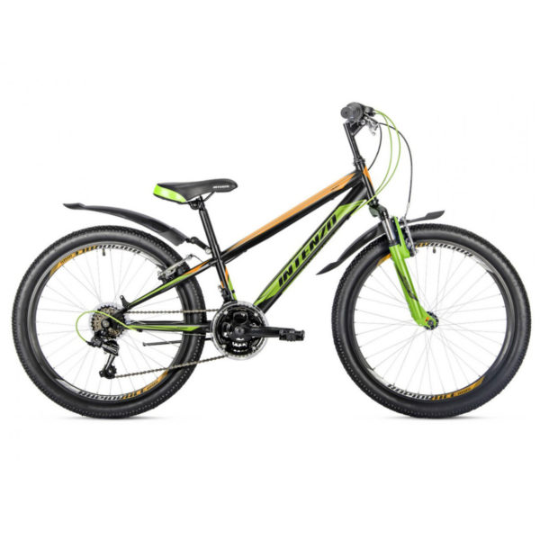 Фото Велосипед 24 Intenzo Energy V-brake 2019